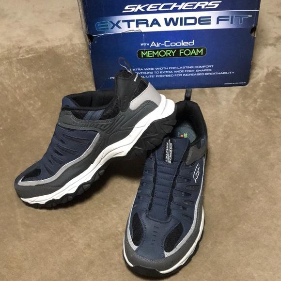 skechers wide foot mens shoes Sale,up